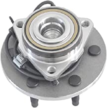 DRIVESTAR 【2WD Only】 Front Driver or Passenger Side Wheel Hub and Bearing Assembly..