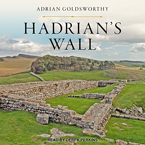 Hadrian's Wall audiobook cover art