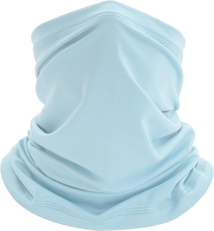SUNDEARMA Elegant Neck Gaiter Face Mask Fac Bandana Breathable Balaclava 100% quality warranty!