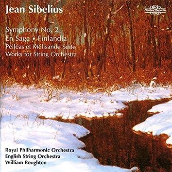 Sibelius: Orchestral Favourites, Vol. XXIII