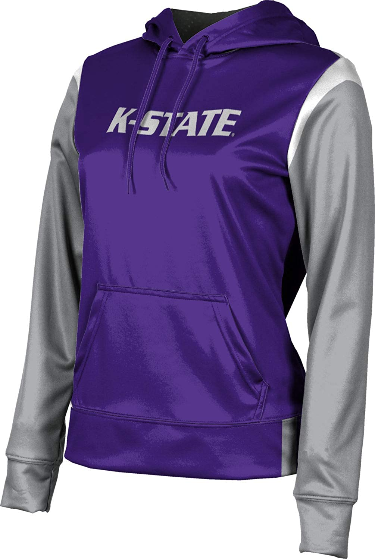 ProSphere Kansas State University Girls' Pullover Hoodie, School Spirit Sweatshirt (Tailgate)