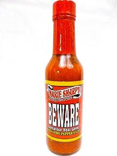 """Marie Sharp""""s Beware"""