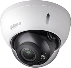 Dahua IPC-HDBW4433R-ZS 4MP Varifocal Poe IP Security Camera 2.7mm~13.5mm Lens Motorized 5X Optical Zoom Outdoor Indoor Video Surveillance Camera Dome with 50m IR Night Vision,H.265,IK10,ONVIF,IP67