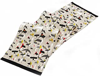 Charley Harper Migration Table Runner by Todd Oldham