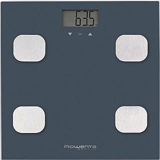 Rowenta Body up BR2520 Báscula de baño con medidor de gras