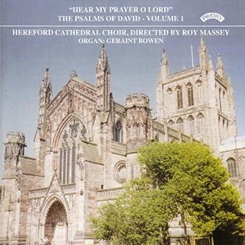 "Psalms of David Vol 1: ""Hear My Prayer O Lord"""