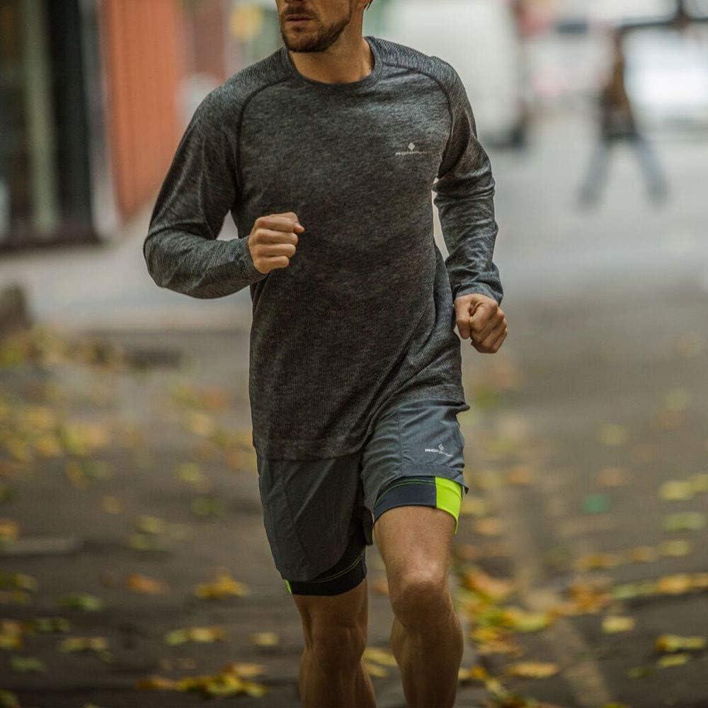 Ronhill Mens Infinity Marathon Twin Short