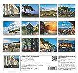 RÜGEN – Im Reich der weißen Felsen – Original Stürtz-Kalender 2017 – Mittelformat-Kalender 33 x 31 cm - 2