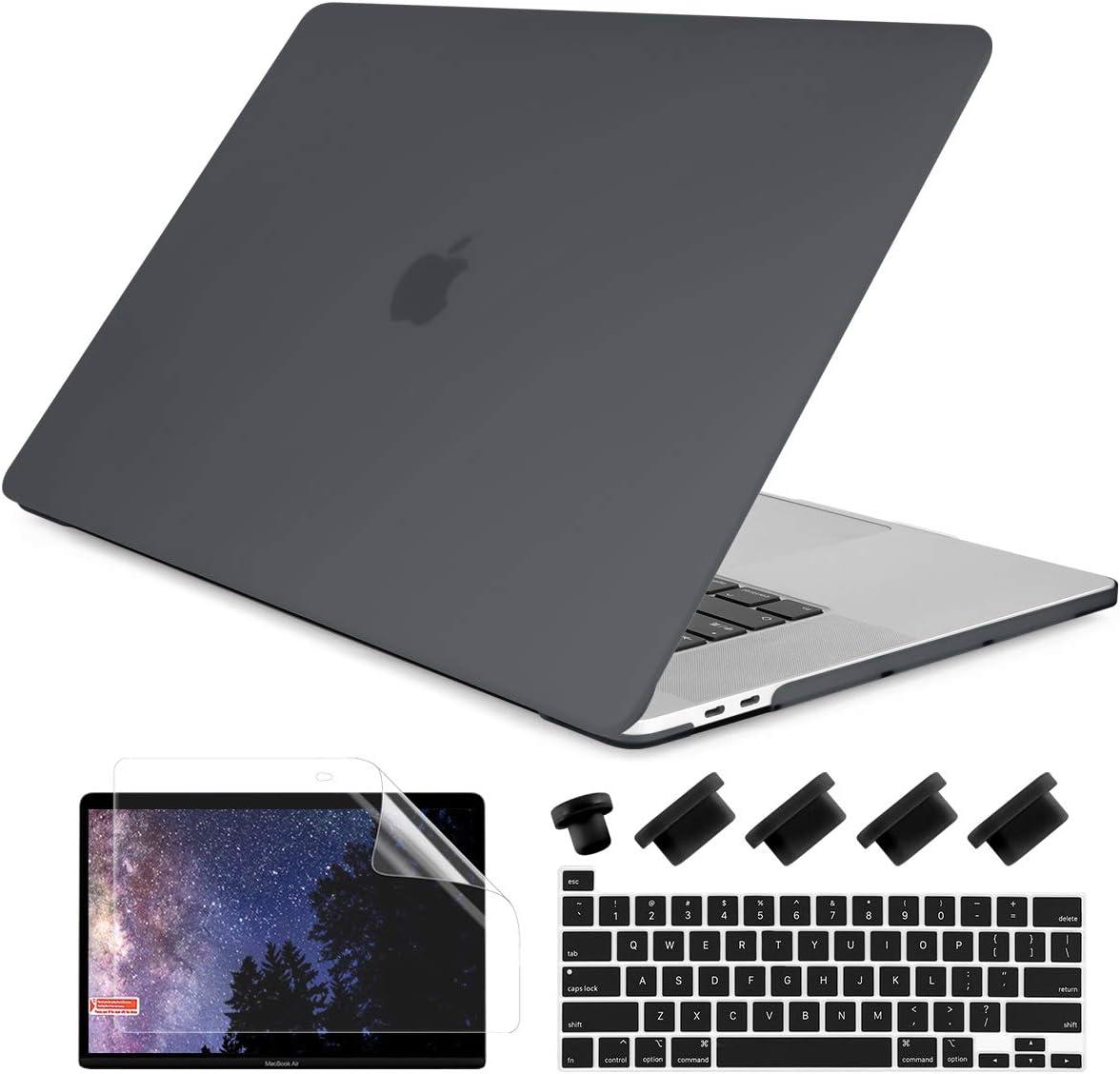 Funda, Protector Pantalla Y Teclado Macbook Pro 16 2020/19