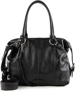 FREDsBRUDER Cuddles Zoom Handtasche schwarz