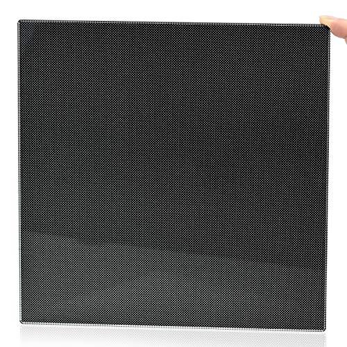 3D Drucker Druckplatte 220 x 220 x 4 mm 3D Drucker Oberfläche Glasplatte 3D Drucker Plattform Heated Bed Quadratisch Anti-Warping Druckbett Verbesserte 3D Drucker Plattform