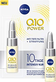 NIVEA Q10 Power Anti-Ageing Eye Cream with Anti-Wrinkle Firming Power, 15ml, (3 x 6.5 ml)