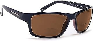 Coyote Eyewear BP-13 Polarized Bi-Focal Reading Sunglasses