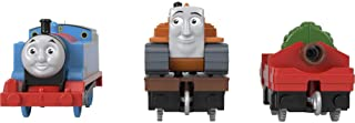 Thomas & Friends, Thomas & Terence, Battery-Powered Motorized Toy Train for Preschool Kids Ages 3 Years and Up