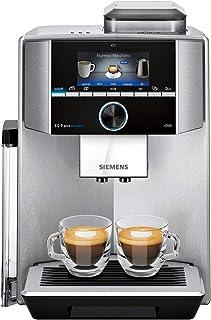 Siemens EQ.9 Plus Connect s500 TI9553X1RW – Machine à café automatique connectée avec écran TFT–Permet de préparer deux ta...