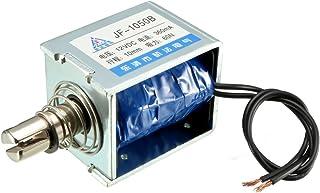 Amazon com: 12v push pull solenoid - Power Door Lock