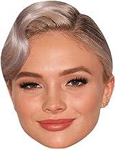 Natalie Alyn Lind (Hair Up) Celebrity Mask, Flat Card Face, Fancy Dress Mask