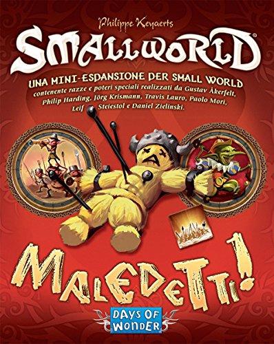 Asterion 8811–Small World Color maledetti., edición Italiana