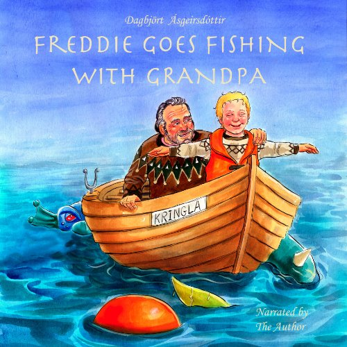 Freddie Goes Fishing with Grandpa cover art