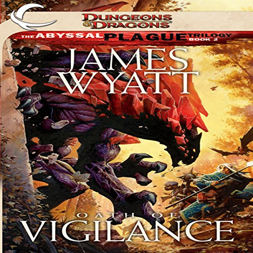 Oath of Vigilance audiobook cover art