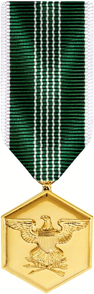 Army Commendation Medal Anodized Miniature Max Mail order 46% OFF
