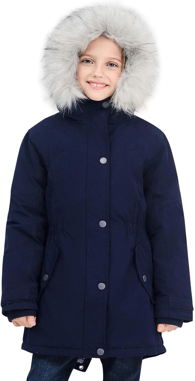 Overseas parallel import regular item SOLOCOTE Girls Winter Coats Heavyweight Medium Jacke Length Warm Sale SALE% OFF