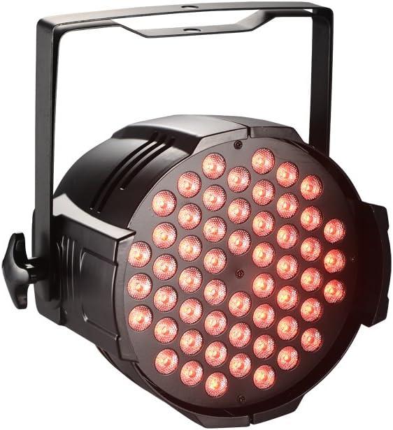 kbxstart 160W Outlet sale Over item handling ☆ feature LED Par Lights RGB Adjustable Stage Uplights