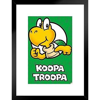 Amazon Com Pyramid America Super Mario Bros Koopa Troopa Nintendo