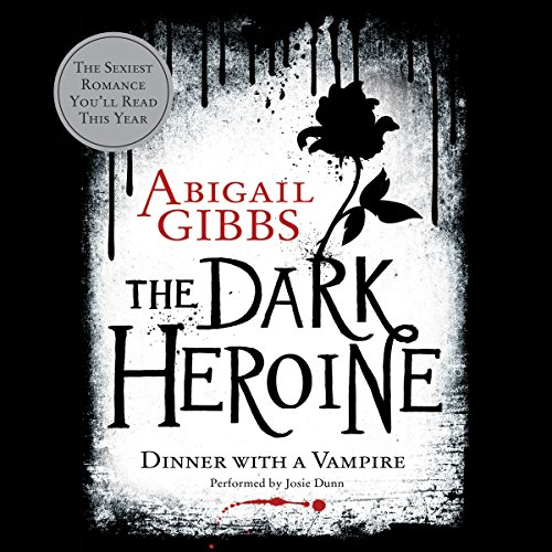 The Dark Heroine audiobook cover art