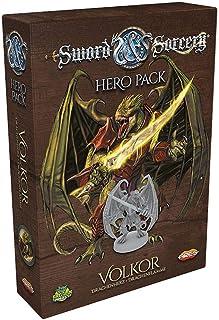 Ares Games ARGD0184 Extensión de Volkor Sword & Sorcery Volkor: Amazon.es: Juguetes y juegos
