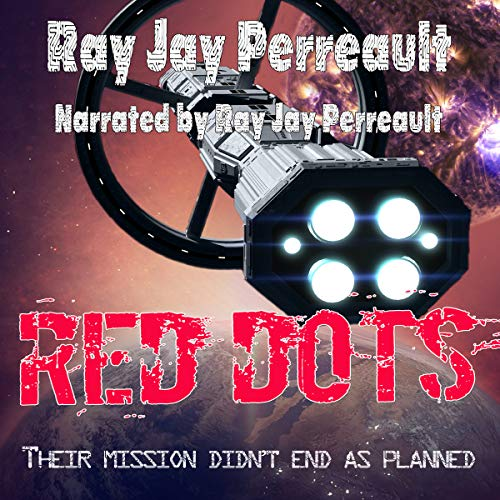 Red Dots audiobook cover art