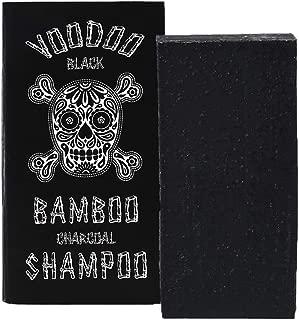 Voodoo Bamboo Charcoal Shampoo Bar From Australia with Organic Leatherwood Honey 100% Natural