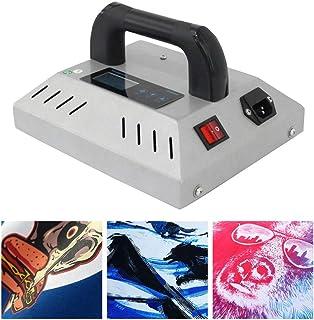 Mini Digital Heat Press/ 450W Digital Transfer Sublimation Heat Press Printer, 150 * 200mm (5.9 * 7.8in),110V