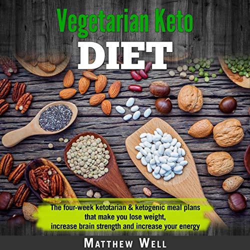 Vegetarian Keto Diet cover art