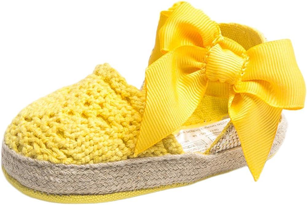 Our shop most popular ESTAMICO Nashville-Davidson Mall Infant Girls' Net-Yarn Sandals Bow Lace
