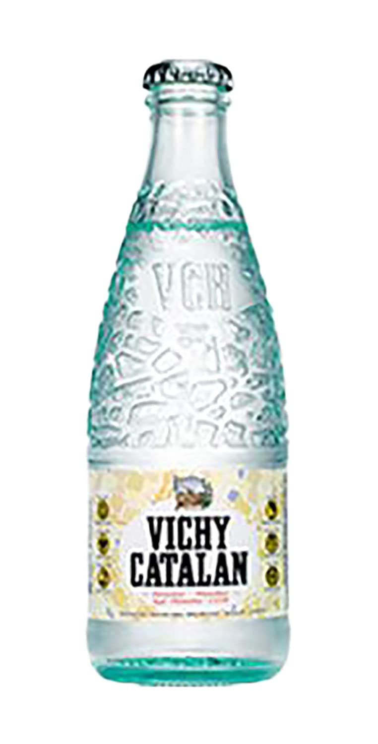 Vichy Catalan Rapid rise New mail order - Sparkling Mineral Water Glass 12 mL 250 Bottl