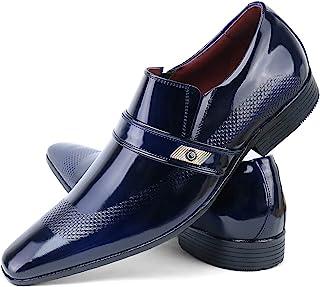 Sapato Social Neway em Couro Envernizado