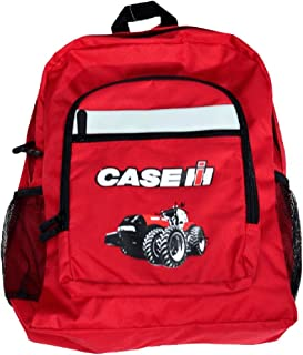 Case IH Tractor Red Backpack
