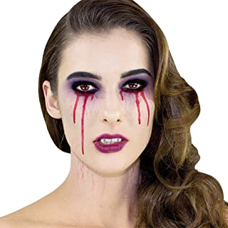 Woochie Water Activated Makeup Kit - Professional Quality Halloween and Costume Makeup - Vampire