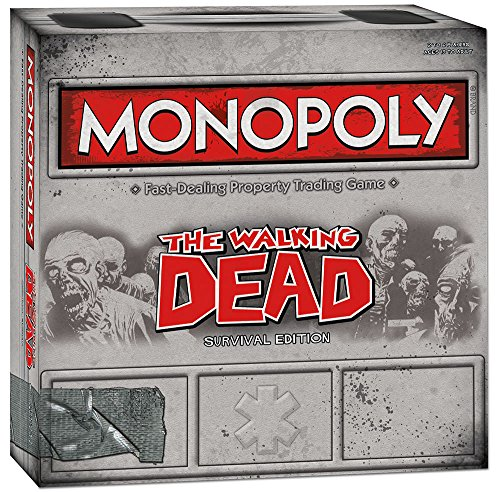 Monopoly: The Walking Dead...
