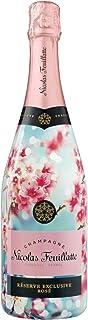 Champagner Nicolas Feuillatte - Rosé Limited EditionSakura - In einer Geschenkbox 1  75cl