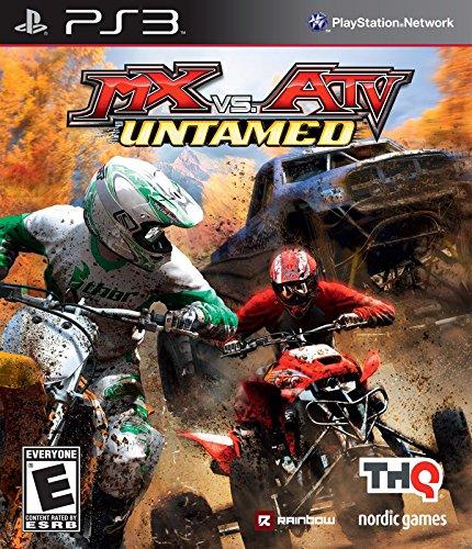Mx Vs ATV Untamed(輸入版)