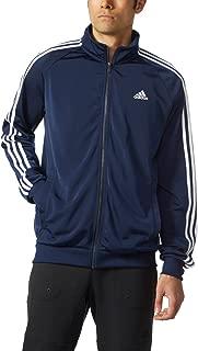 Men's Essentials 3-Stripe Tricot Track Jacket