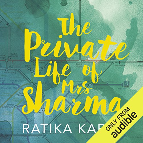 The Private Life of Mrs. Sharma audiobook cover art