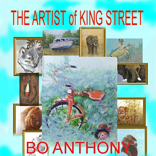 Artist of King Street audiobook cover art