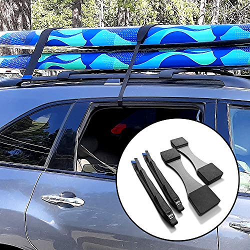 Wavestorm StormRax Surfboard and Stand Up Paddleboard Car Roof Rack