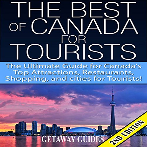 The Best of Canada for Tourists 2nd Edition cover art