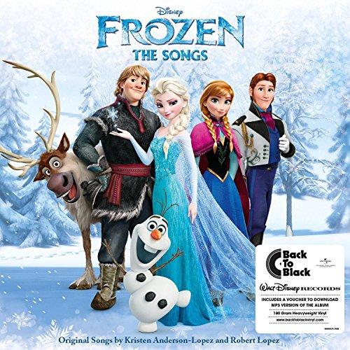 Songs From Frozen (Die Eiskönigin), engl. Version [Vinyl LP]