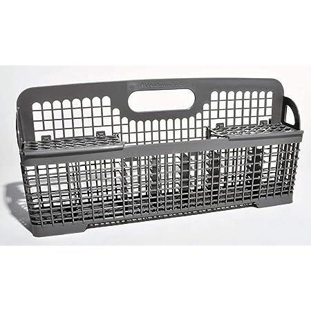 Amazon Com Sob Replaces For Whirlpool Kitchenaid Dishwasher Silverware Basket 8531233 Appliances