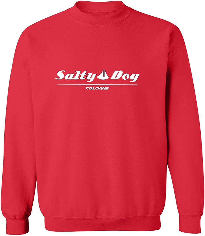 zerogravitee Salty Dog Cologne Crewneck Sweatshirt